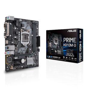 PRIME H310M-D