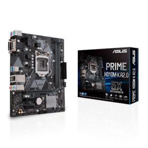 PRIME H310M-K R2.0